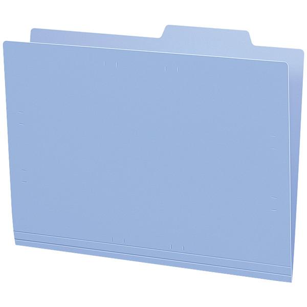 コクヨ 個別フォルダー<PP製> 青 A4-IFH-B 1袋(5冊入)