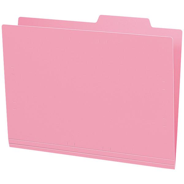 コクヨ 個別フォルダー<PP製> ピンク A4-IFH-P  1袋(5冊入)