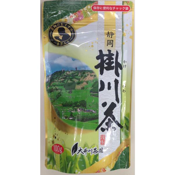 茶師のおすすめ 静岡掛川茶 1袋