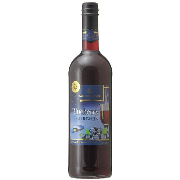 ブルーベリー・グリューワイン 750ml