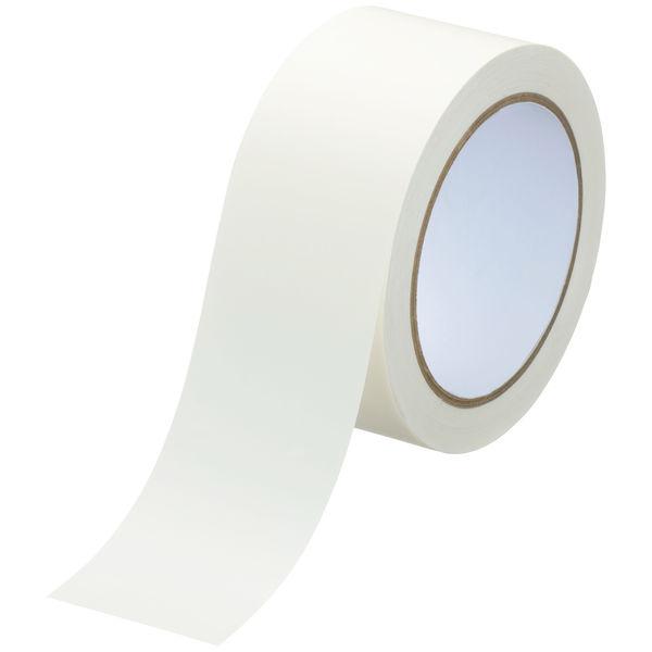 ラインテープ 白 幅50mm長さ20m