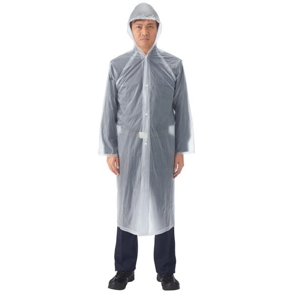 川西工業 ビニールポケットコート 120cm 1着