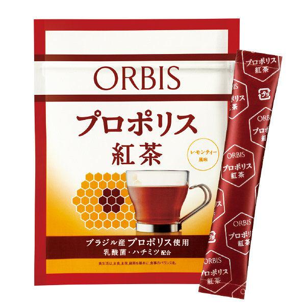 オルビスプロポリス紅茶レモンティー風味