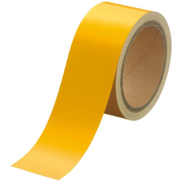 アスクル 反射テープ イエロー 1巻