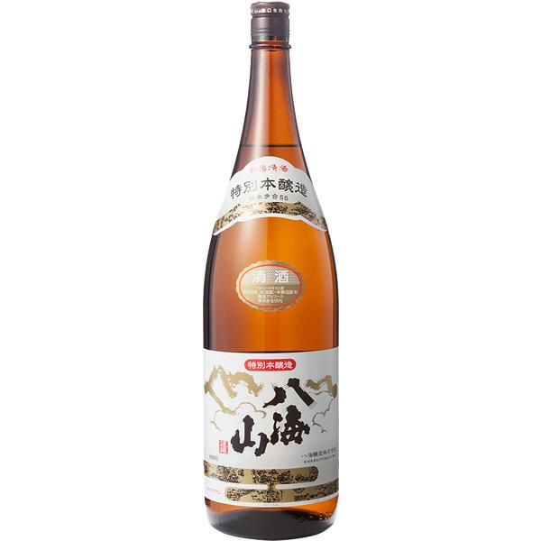 八海山特別本醸造 1800ml