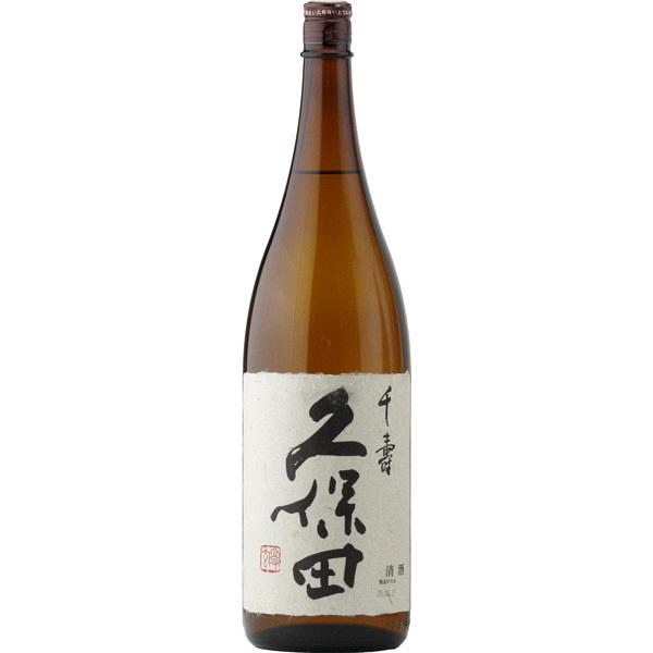 久保田千寿吟醸 1800ml
