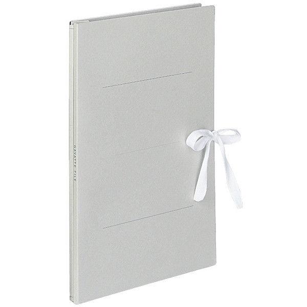 ガバットファイル A4縦 紐つき 30冊