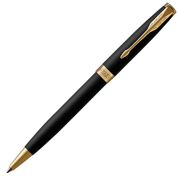 ソネットマットブラックGTボールペン (取寄品)