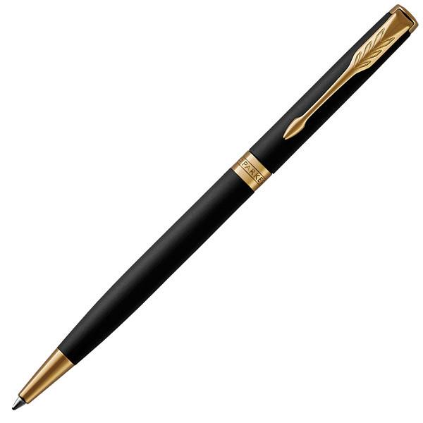 ソネットマットブラックGTスリムボールペン (取寄品)