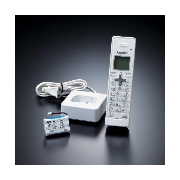 ブラザー 増設用子機 ホワイト BCL-D110WH (取寄品)
