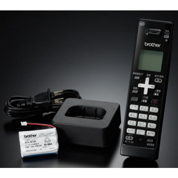ブラザー 増設用子機 ブラック BCL-D120K-BK (取寄品)