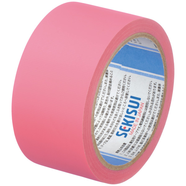 積水化学工業 スマートカットテープ No.833 ピンク 1セット(5巻)