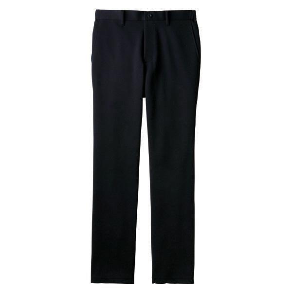 【メーカーカタログ】 トンボ キラク メンズパンツ ブラック S CR574-09 1枚  (取寄品)
