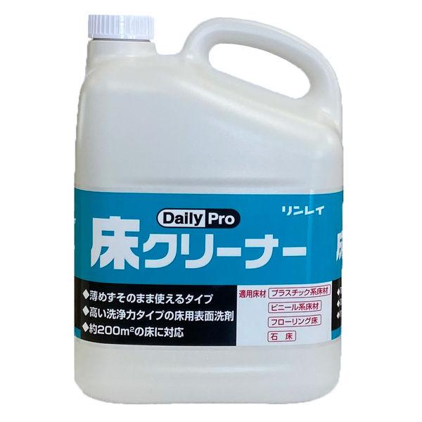 床クリーナー 4L(原液) 掃除用洗剤