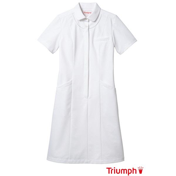 【メーカーカタログ】 サンペックスイスト トリンプ ワンピースTPFー204 ホワイト 3L TPF-204-WH 1枚  (取寄品)