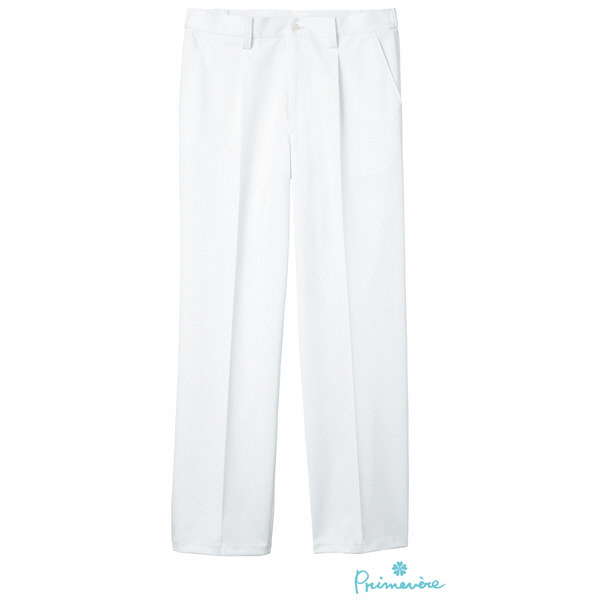 【メーカーカタログ】 サンペックスイスト パンツTWー308 ホワイト L TW-308-WH 1枚  (取寄品)