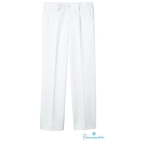 【メーカーカタログ】 サンペックスイスト パンツTWー308 ホワイト LL TW-308-WH 1枚  (取寄品)