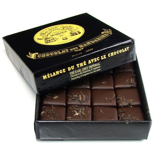 MF 紅茶のチョコレート アールグレイ