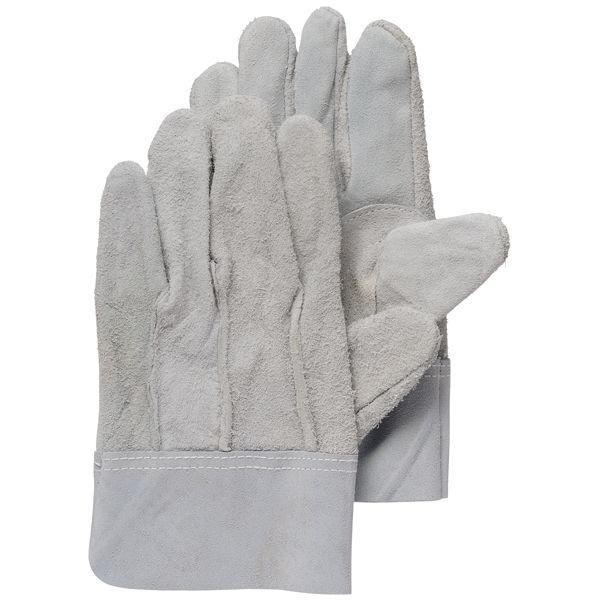 ミタニコーポレーション 「現場のチカラ」 革手袋背縫い 1袋(3双入)