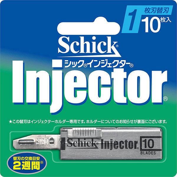 シック インジェクター 替刃 10枚入