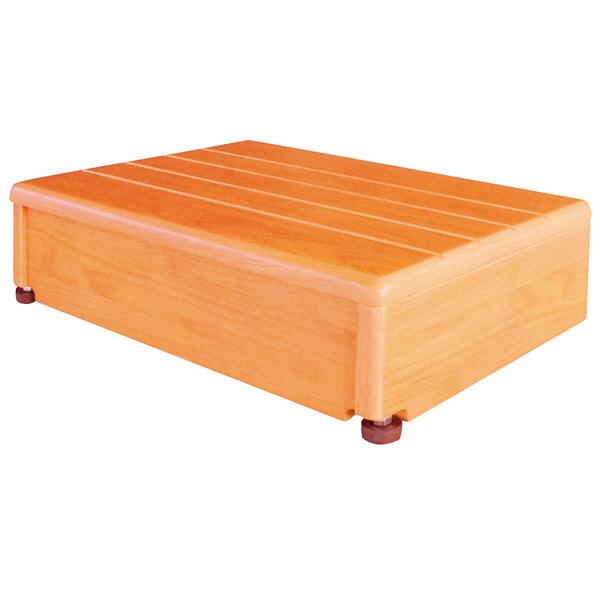 シコク玄関台(木製) 45W-30 (取寄品)