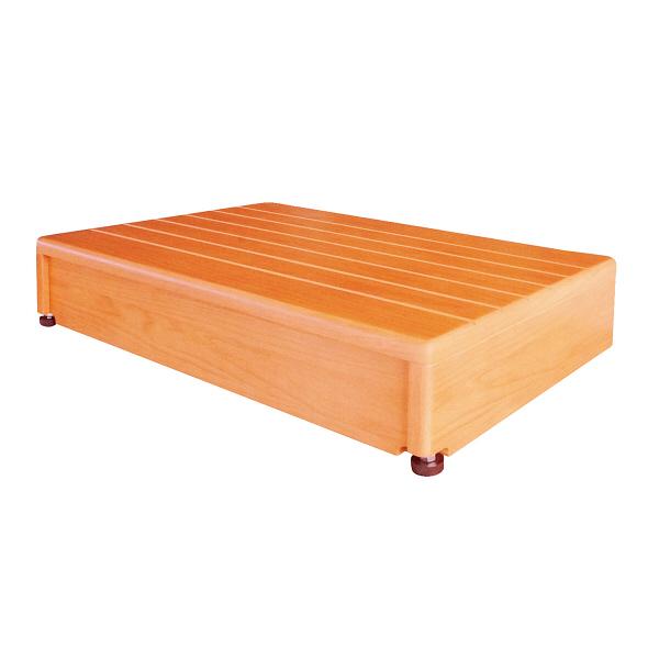 シコク玄関台(木製) 60W-40 (取寄品)