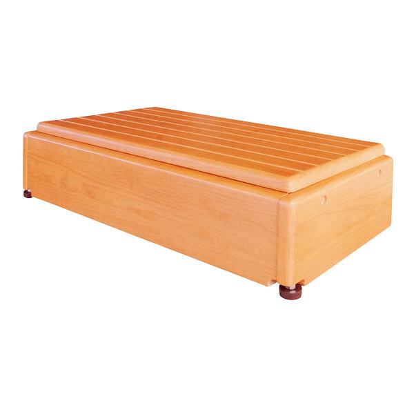 シコク玄関台(木製) 昇降60W-30 (取寄品)