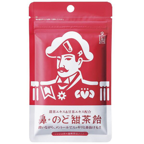 「森下仁丹 鼻のど甜茶飴 38g 1セット(10袋入)」 - LOHACO(ロハコ)