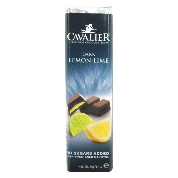 ダークチョコレート レモン&ライム 1個