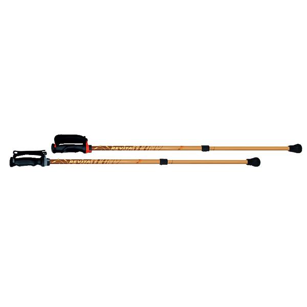 シナノあんしん2本杖(2本1組) 116326 ブラウン (取寄品)