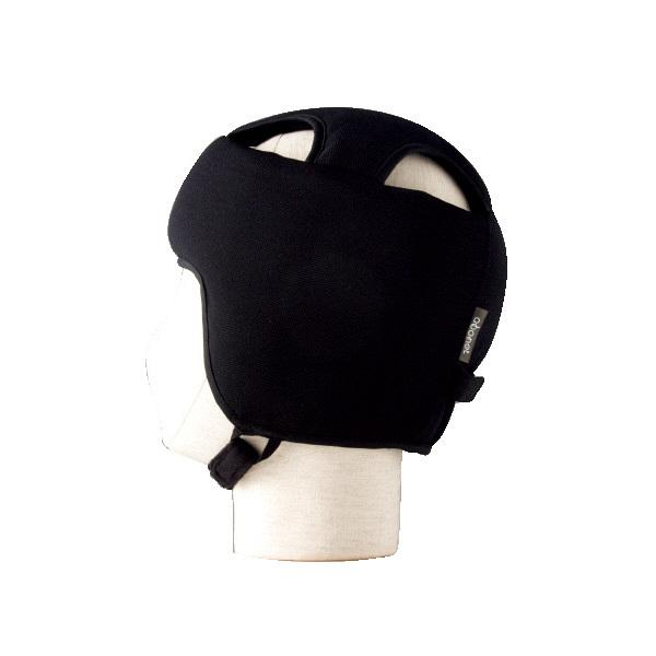 特殊衣料アボネットガードBタイプ(深型タイプ) スタンダードN 2077 L ブラック (取寄品)