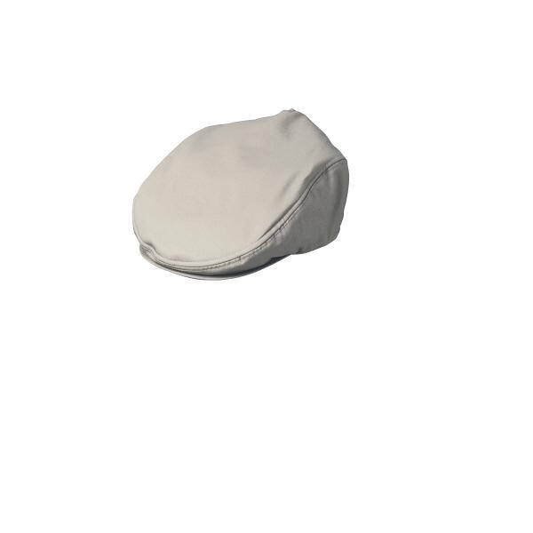 キヨタおでかけヘッドガード(ハンチングタイプ) KM-1000H M アイボリー (取寄品)