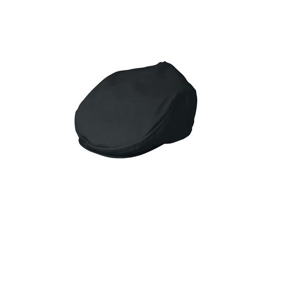 キヨタおでかけヘッドガード(ハンチングタイプ) KM-1000H L ブラック (取寄品)