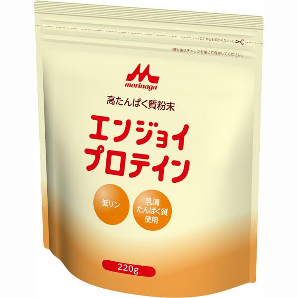 クリニコ エンジョイプロテイン(220g) 1セット(2袋入) 0626452 (直送品)