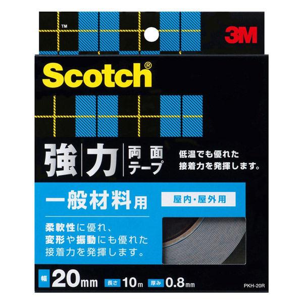 3M スコッチ(R) 強力両面テープ
