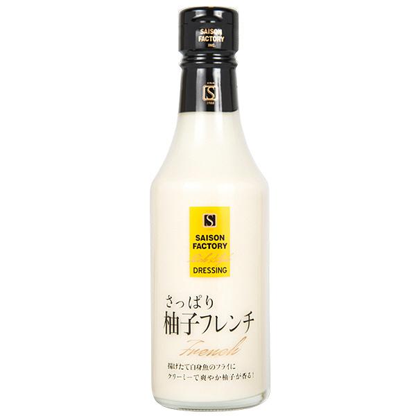 ドレッシング 柚子フレンチ 240ml