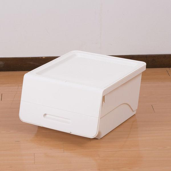 フロック浅型 S 白