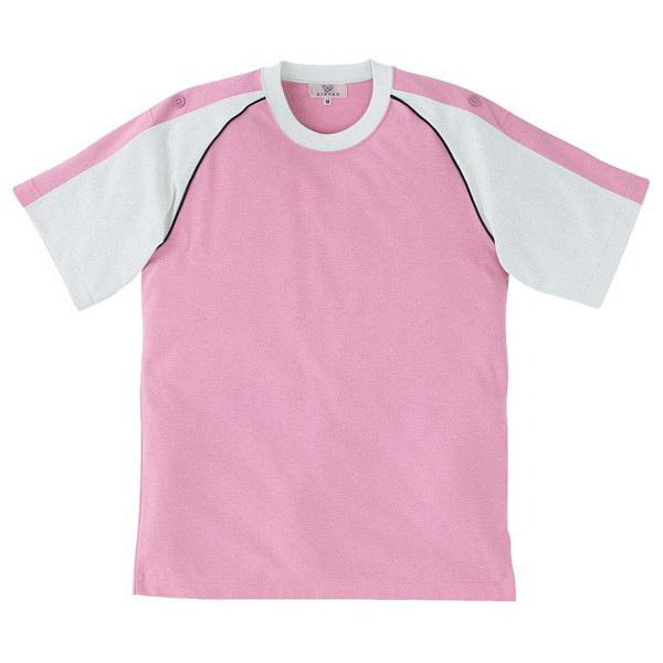 トンボ キラク Tシャツ ピンク SS CR095-12 1枚  (取寄品)