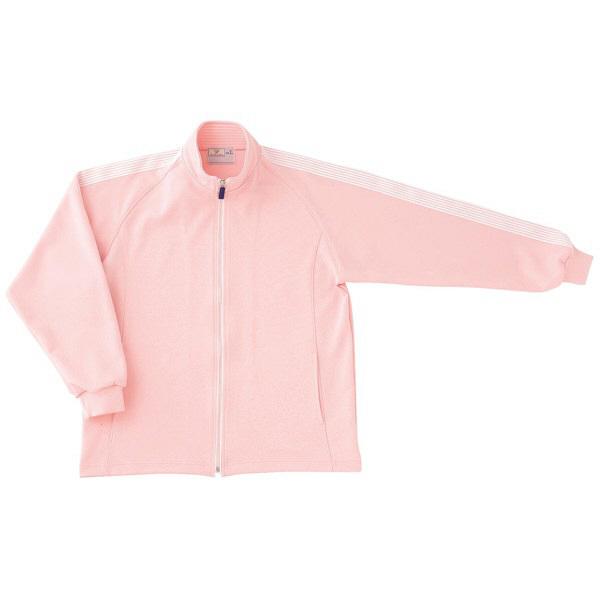 トンボ キラク ケアワークシャツ ピンク SS CR105-11 1枚  (取寄品)