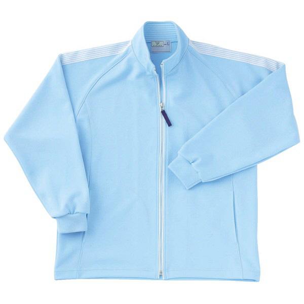 トンボ キラク ケアワークシャツ サックス SS CR105-72 1枚  (取寄品)