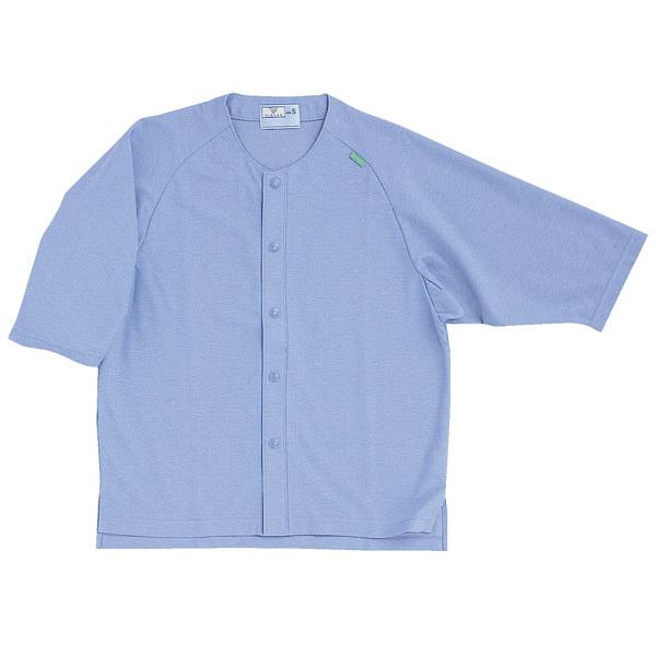 トンボ キラク カラーレスシャツ ラベンダー S  S CR807-83 1枚  (取寄品)
