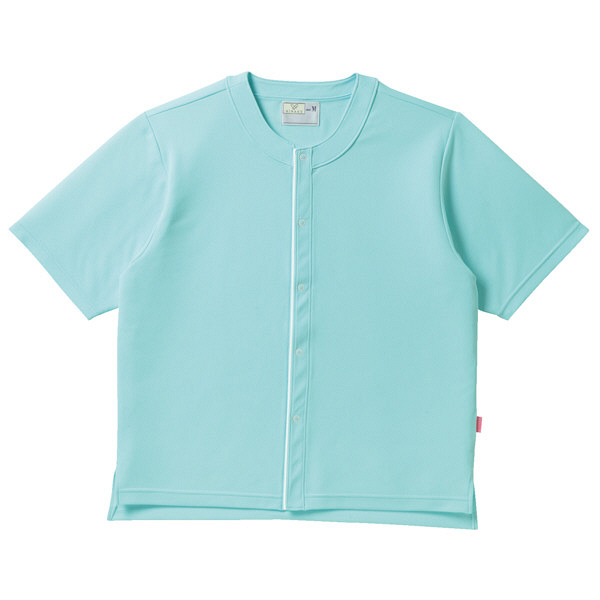 トンボ キラク 夏用ニットシャツ アイスミント L  L CR837-41 1枚  (取寄品)