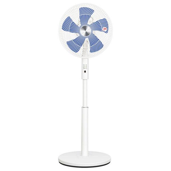 山善 扇風機 YHX-C302-W