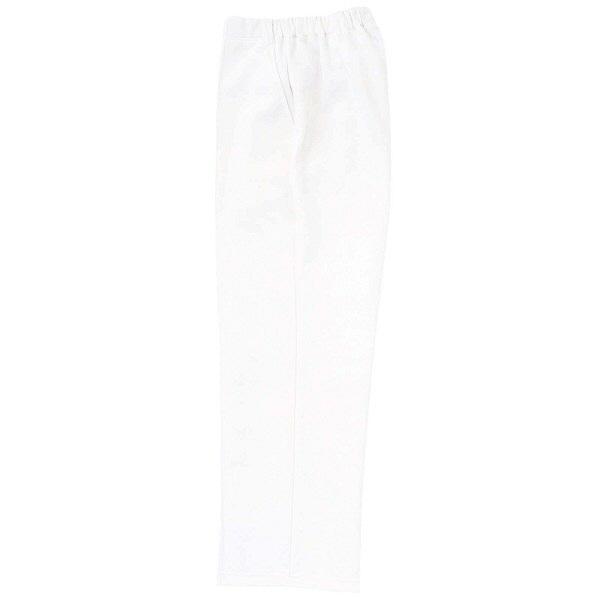 トンボ キラク ストレートパンツ ホワイト L CR524-01 1枚  (取寄品)