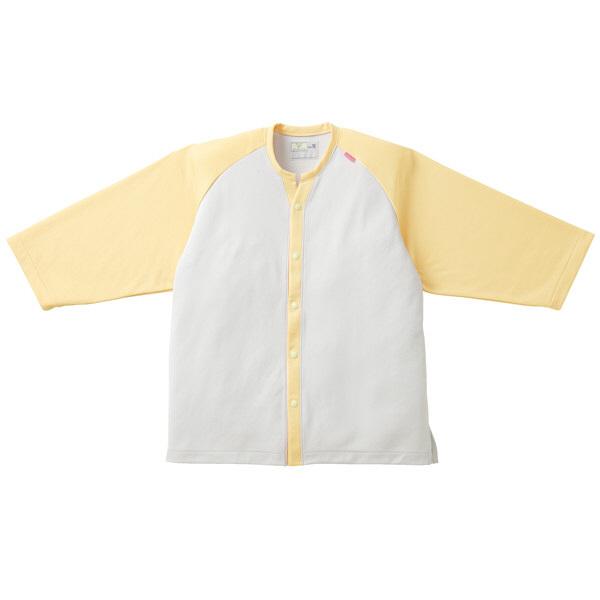 トンボ キラク ニットシャツ   ベージュ   L CR821-28 1枚  (取寄品)