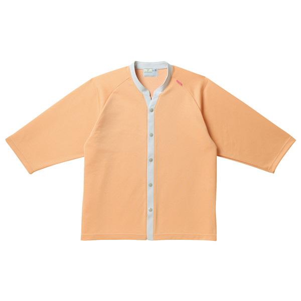 トンボ キラク ニットシャツ  オレンジ    M CR835-12 1枚  (取寄品)