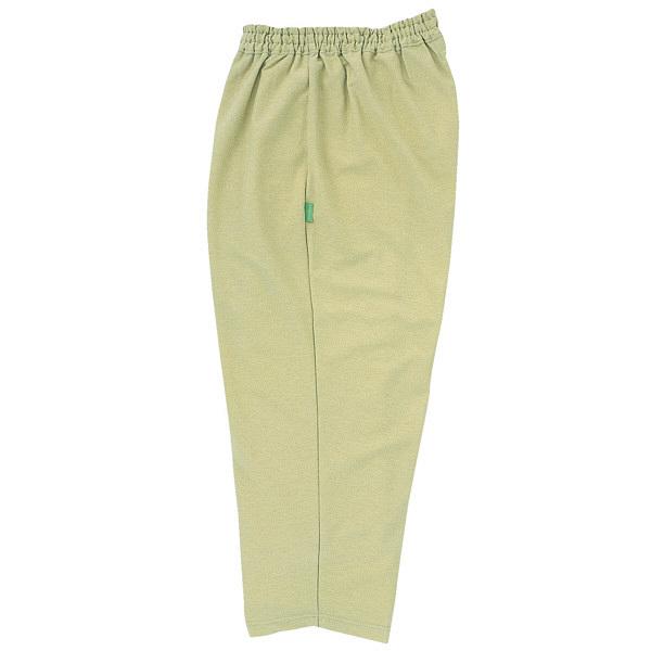 トンボ キラク らくらく八分丈パンツ マスタード M CR857-35 1枚  (取寄品)