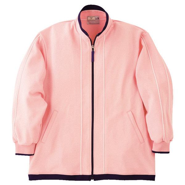 トンボ キラク ハーフジャケット オレンジピンク L CR051-12 1枚  (取寄品)