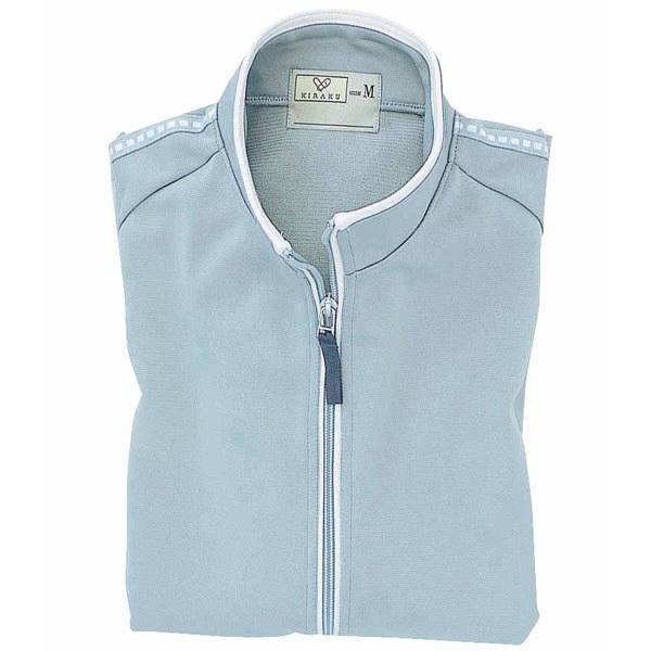 トンボ キラク ハーフジャケット  ブルー  M CR069-72 1枚  (取寄品)
