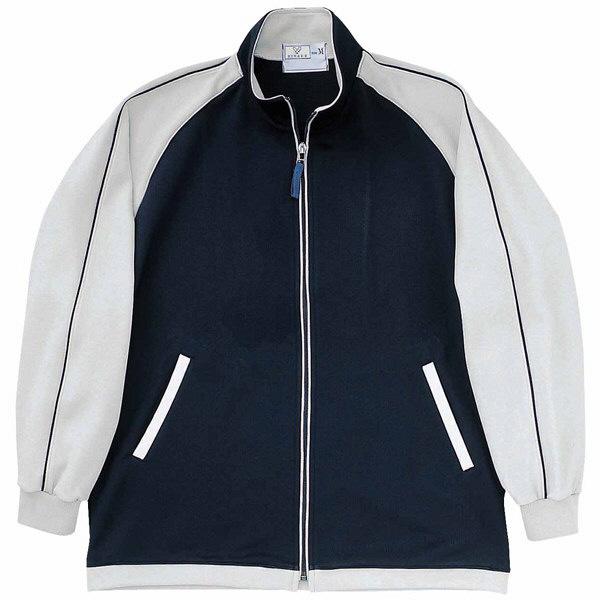 トンボ キラク ケアワークシャツ  ネイビー S CR082-88 1枚  (取寄品)